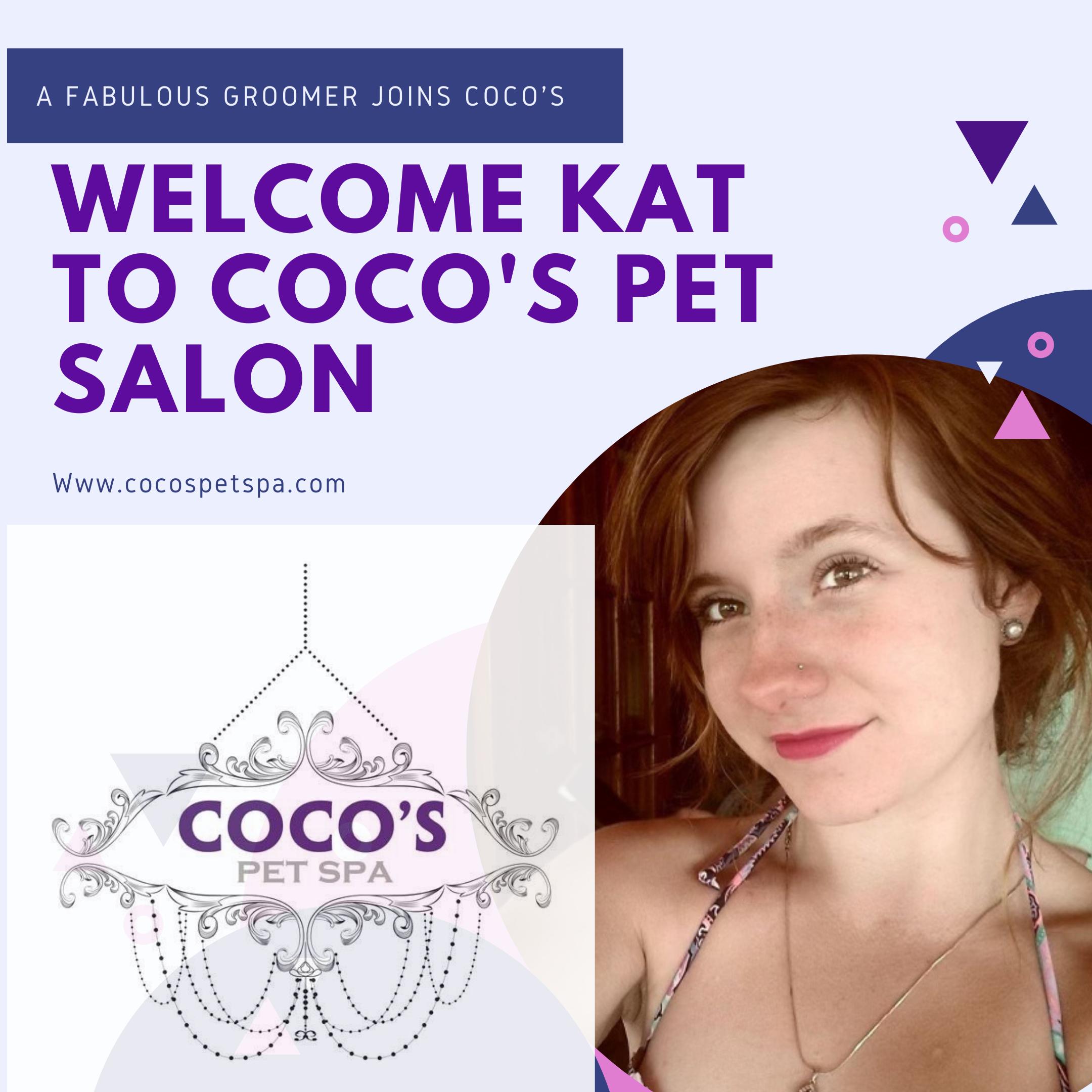 Welcome Kat